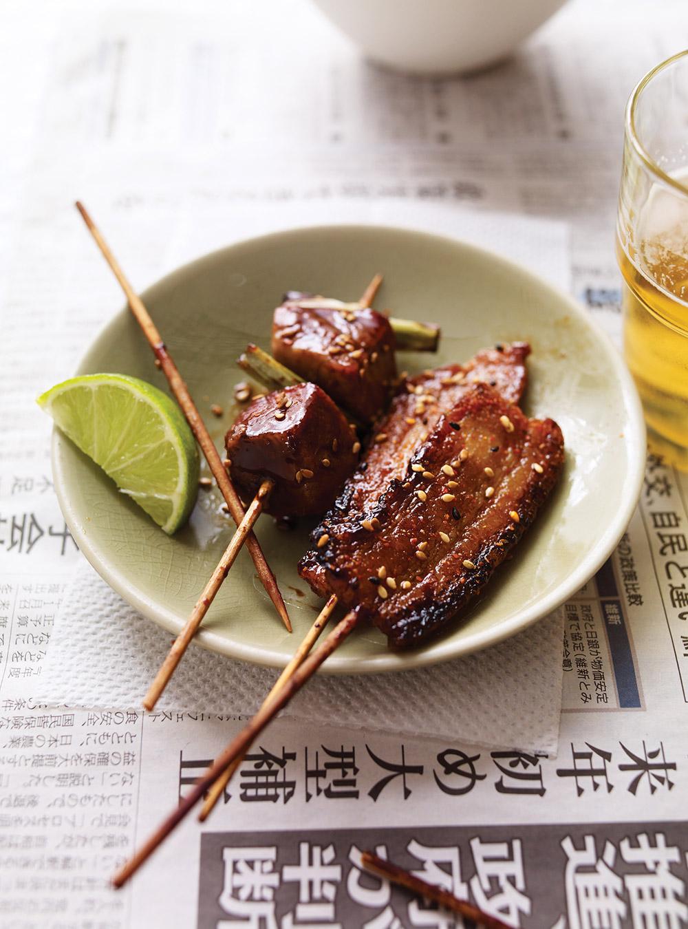 recette barbecue japonais un site culinaire populaire avec des recettes utiles. Black Bedroom Furniture Sets. Home Design Ideas