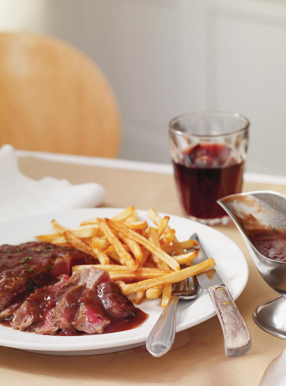 Sauce bordelaise ricardo for Cuisine ricardo