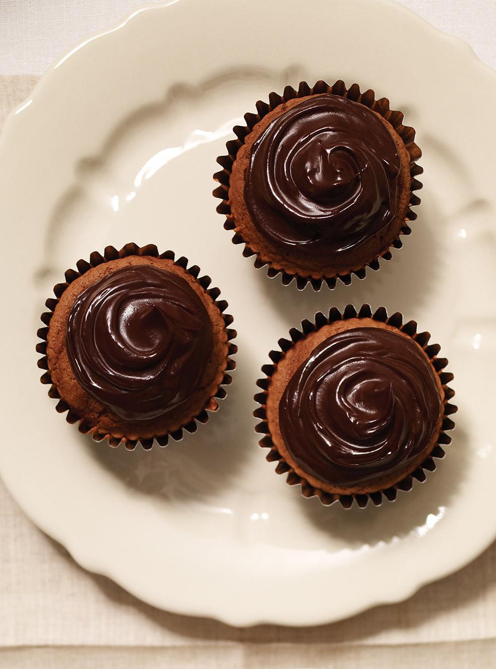 Cupcakes Au Chocolat Ricardo