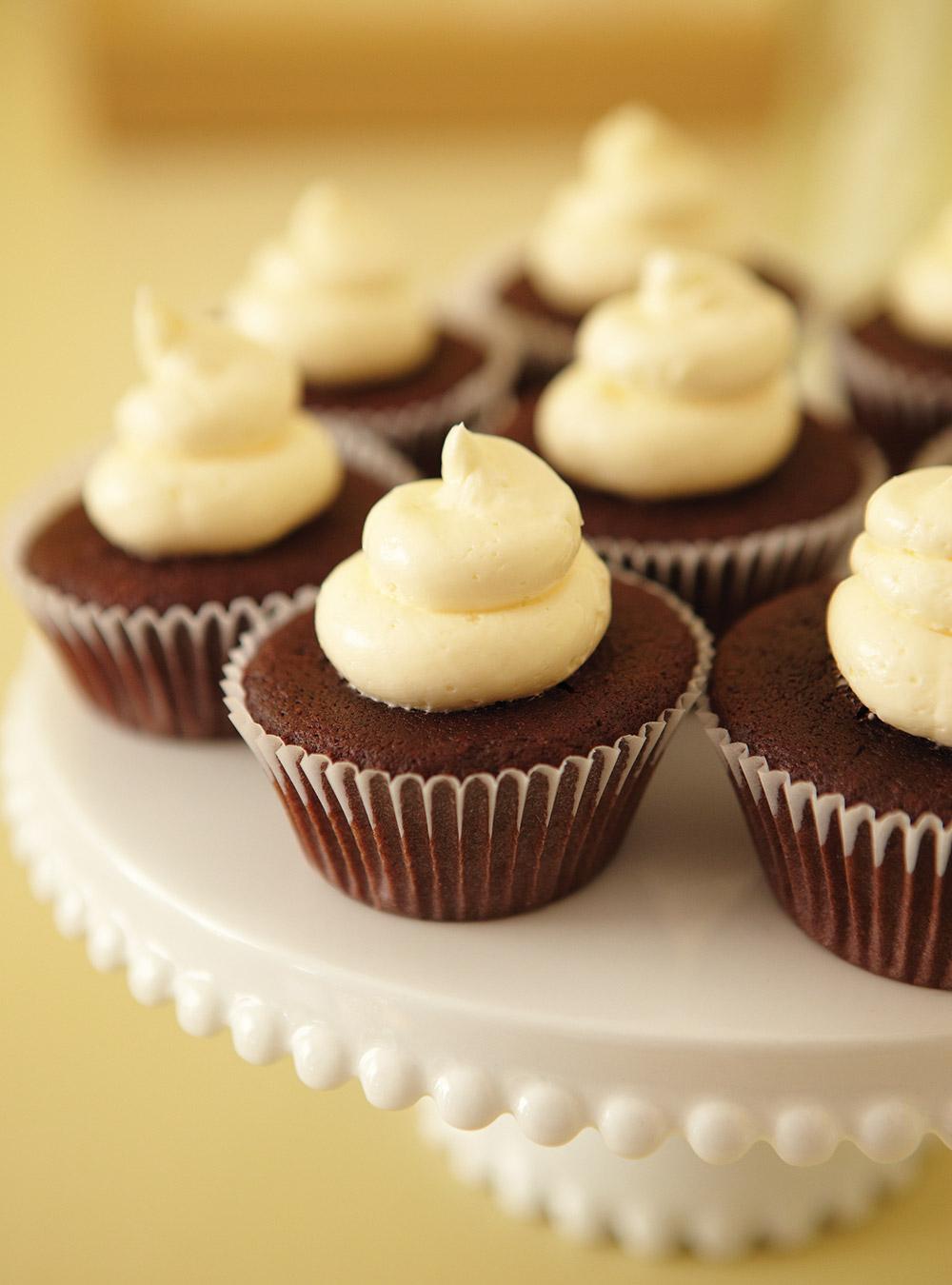 Mini Cupcakes Surprises Au Chocolat Ricardo