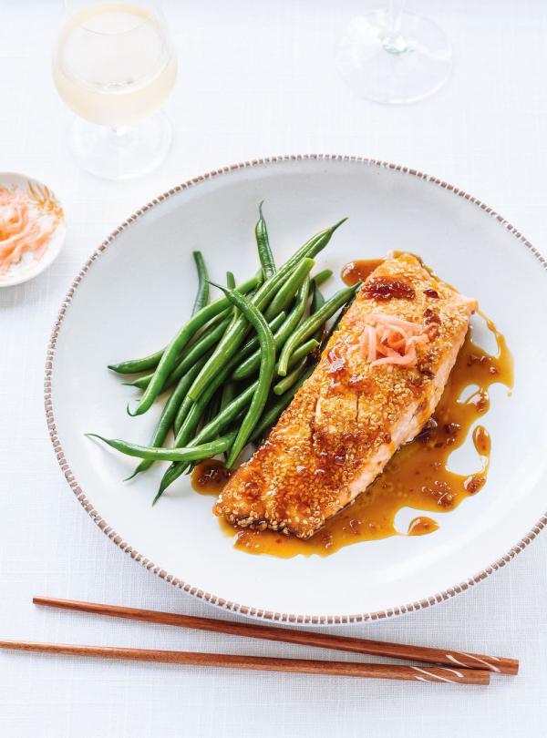 Saumon teriyaki ricardo - Ricardo cuisine mijoteuse ...
