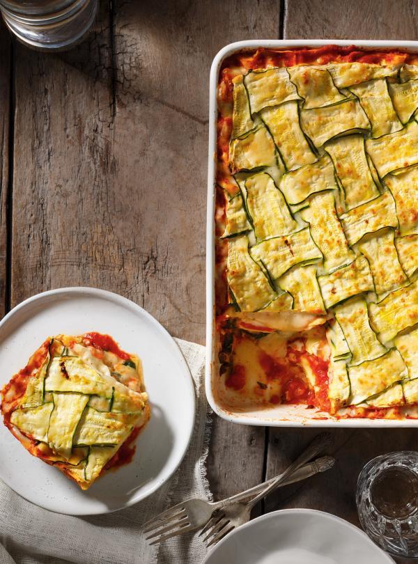 Roasted Vegetable Lasagna | Ricardo