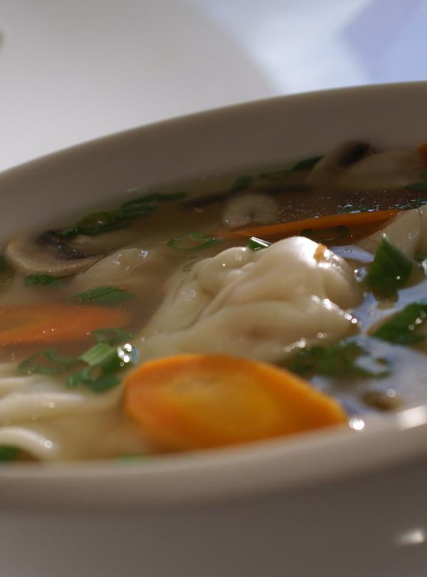 Wonton soup   Ricardo