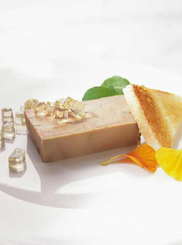 Foie gras terrine ricardo for Articles de cuisine ricardo