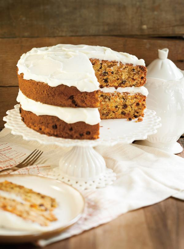 Ricardo Carrot Cake