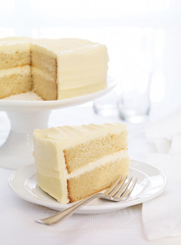 Ricardo Vanilla Cake