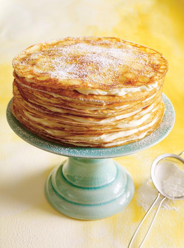 Mille Crepe Cake Ricardo