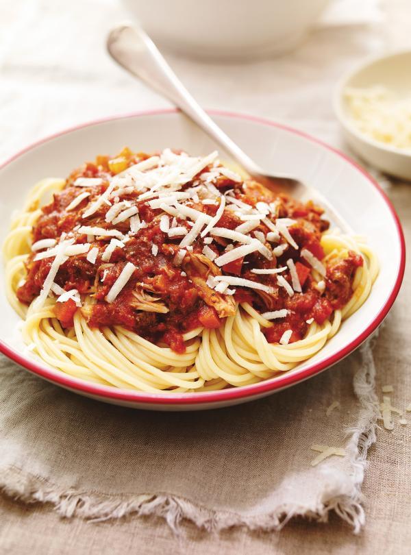 Pressure Cooker Spaghetti Sauce Ricardo