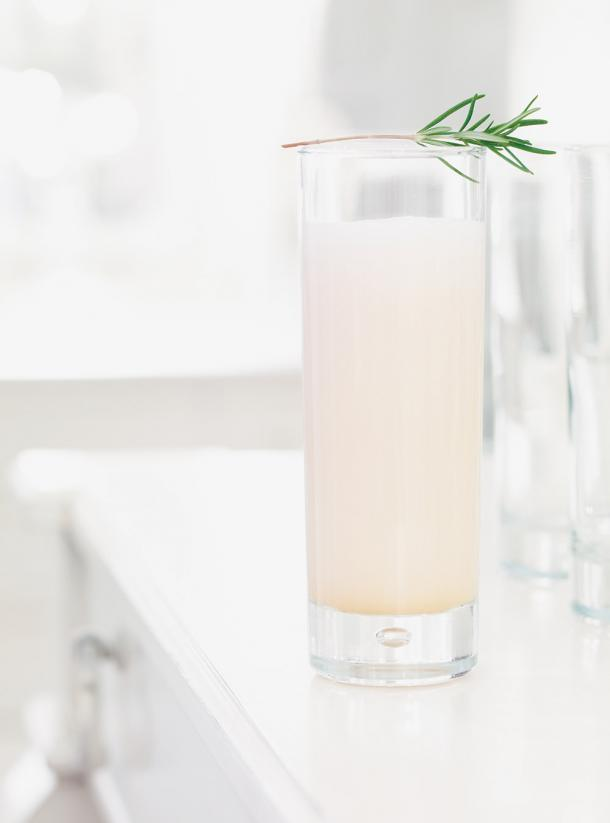 Photo White Rum and Grapefruit Cocktail
