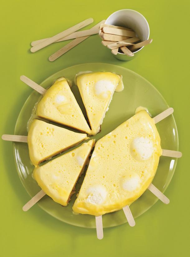 Photo Gâteau Creamsicle®