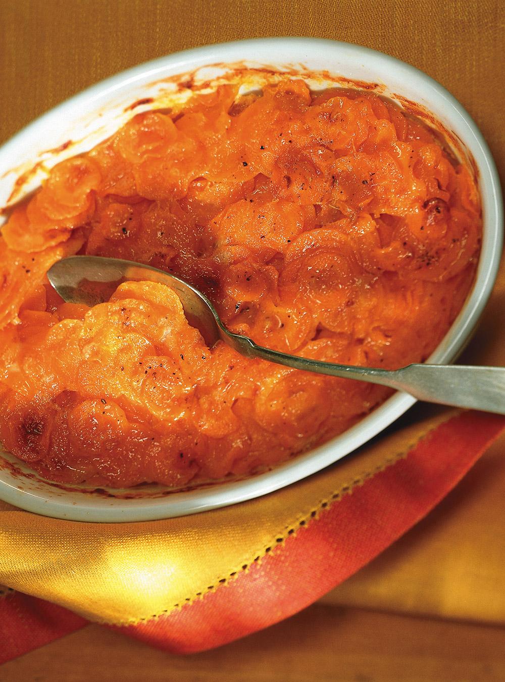 Gratin de carottes ricardo for Article de cuisine ricardo