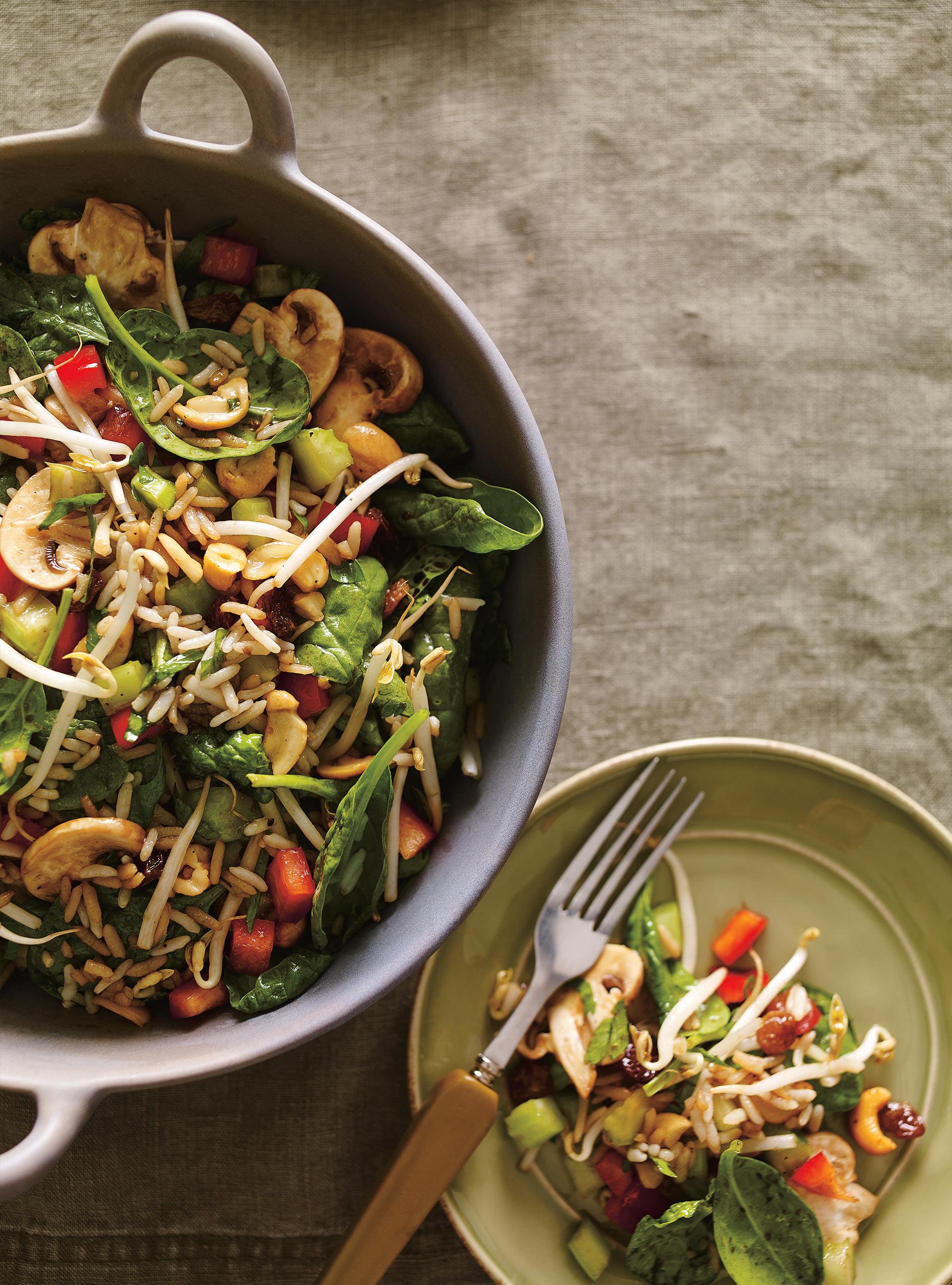 Salade d amour ricardo for Articles de cuisine ricardo