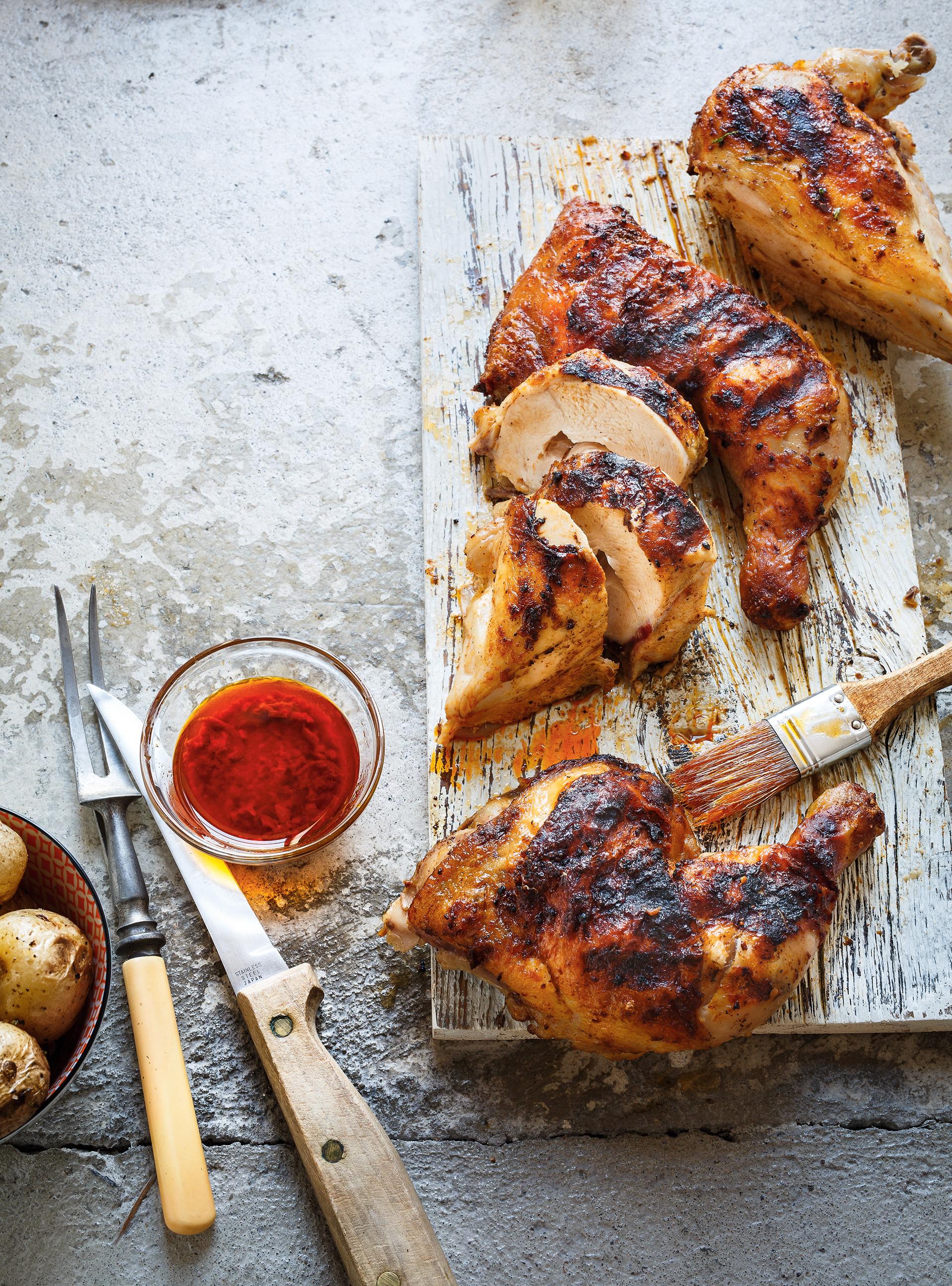 Idee Repas Barbecue.Essential Bbq Recipes Ricardo