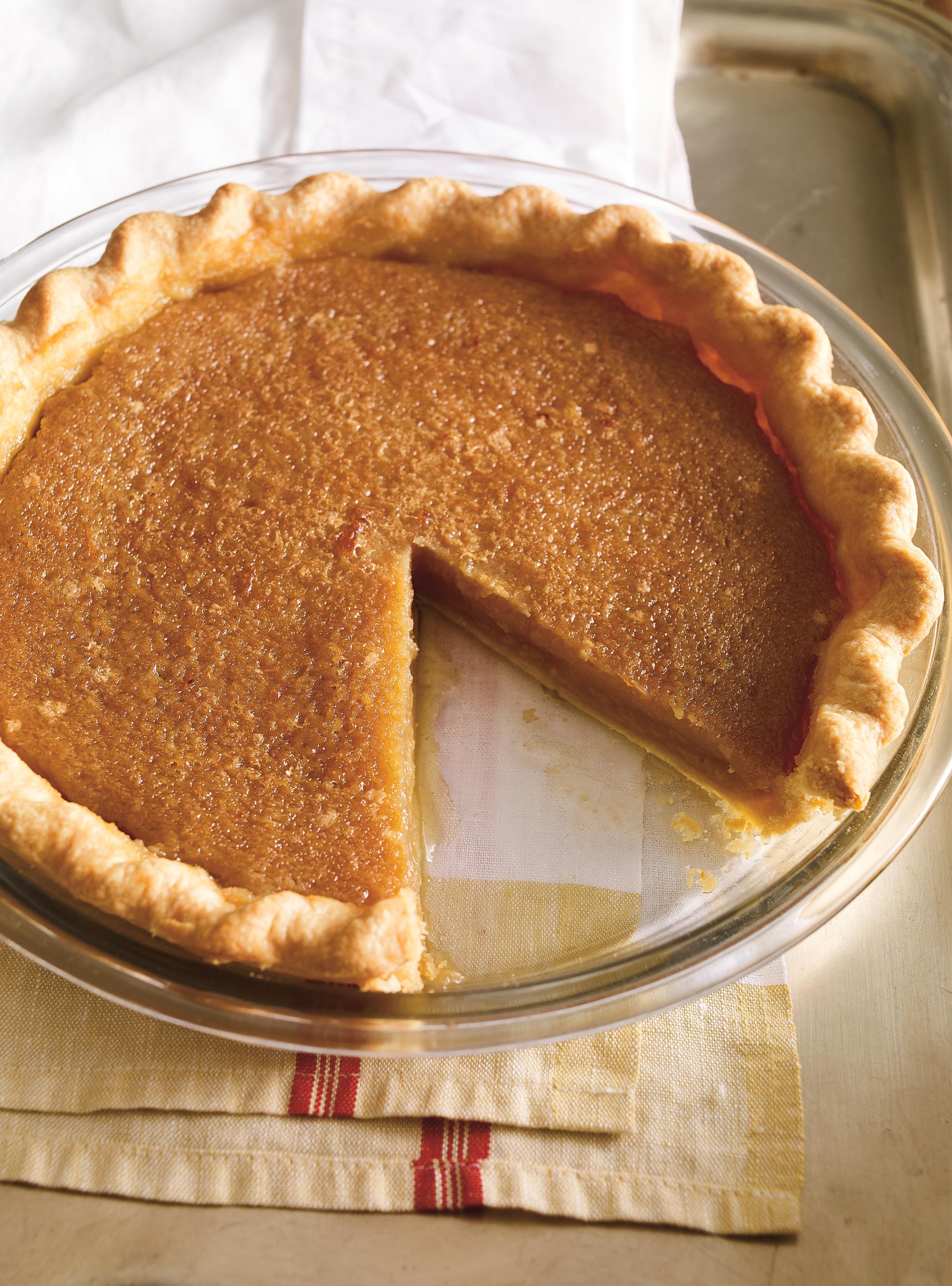 How to Make Maple Sugar Pie