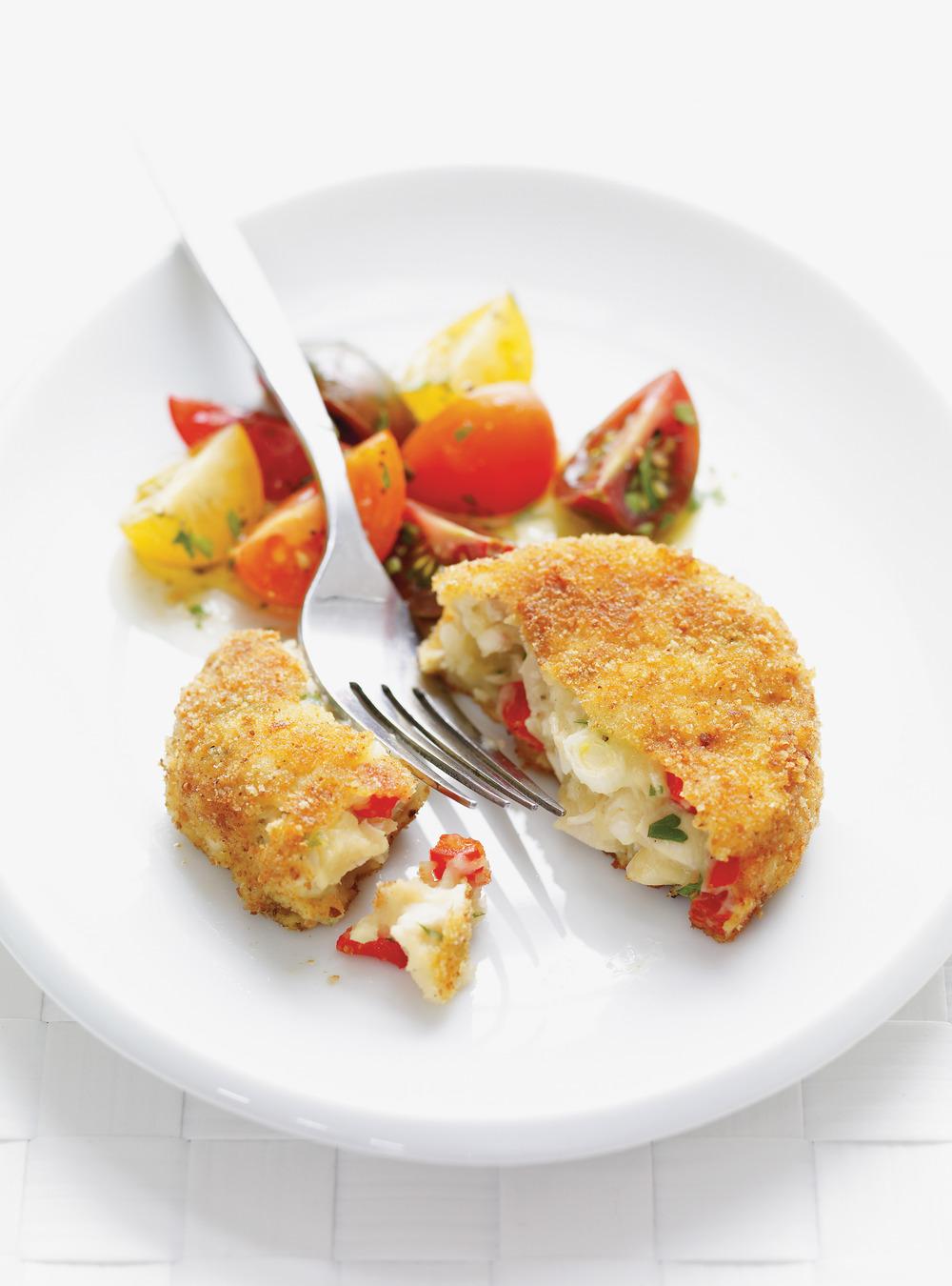 Croquettes de poulet ricardo for Cuisine ricardo