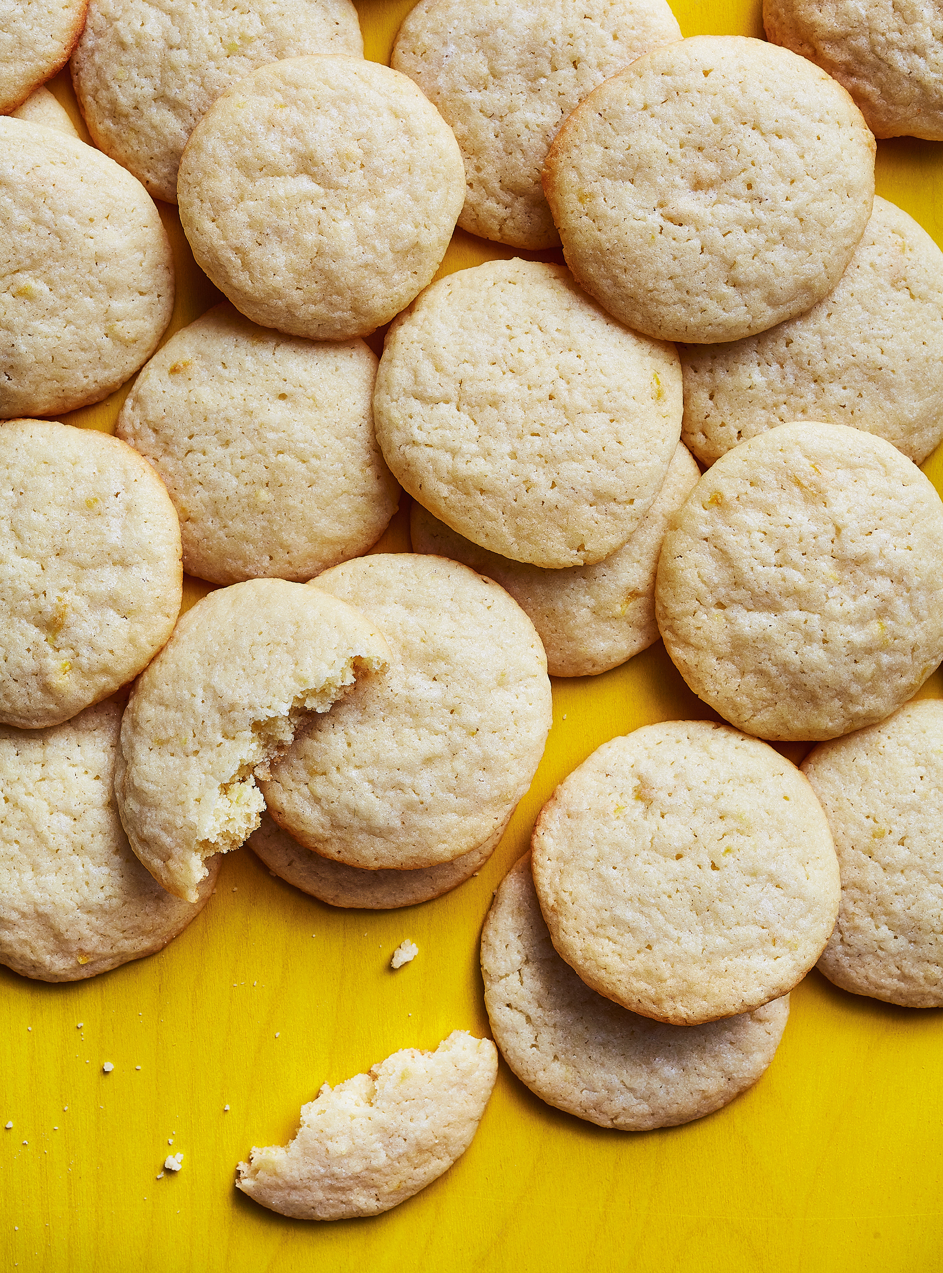 Biscuits Tendres Au Citron Ricardo
