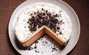 Démouler un gâteau au fromage