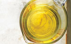 Mesurer les ingrédients liquides