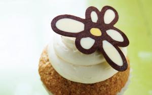Pour faire des fleurs en chocolat
