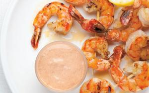 Avoid Overcooking Shrimp