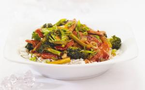 Pork and Broccoli Stir-Fry