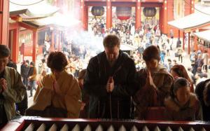 Le temple Sensoji