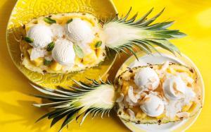 Comment vider un ananas pour le farcir