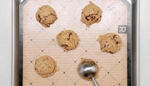 Biscuits moelleux aux brisures de chocolat (version allégée)