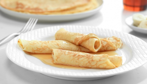Thin Breakfast Crepes