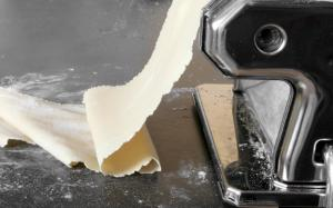 Fresh Pasta: How to Use a Rolling Mill