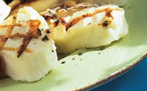 Comment griller du fromage