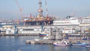 Le port touristique de Cape Town