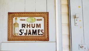 La rhumerie Saint-James
