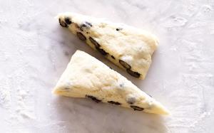 Make Scone Dough in Your Food Processor