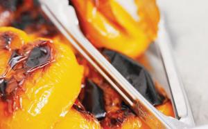 Griller des poivrons