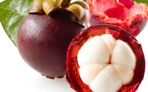 How to eat a mangosteen