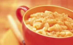 Macaroni au fromage « Full cool »