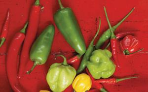 Handling Hot Peppers Safely