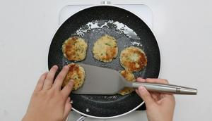 Croquettes de maquereau et sauce tartare