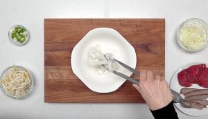 Soupe tonkinoise au bœuf (phò bò)