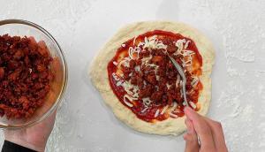 Pizzas pochettes