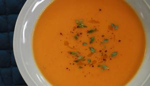 Potage aux carottes