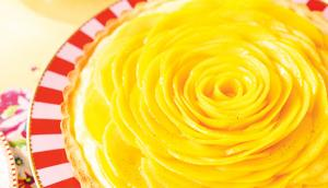How to Make a Mango Rose
