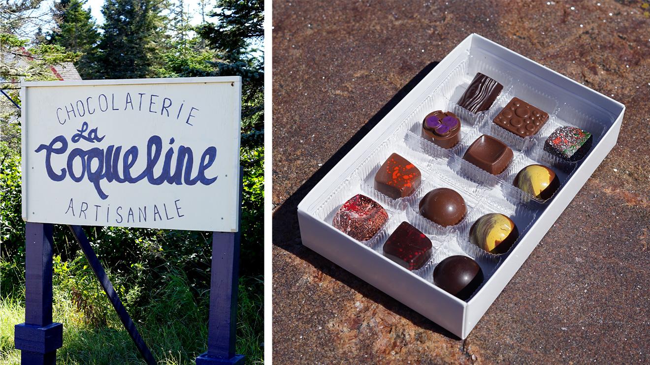 Chocolaterie La Coqueline