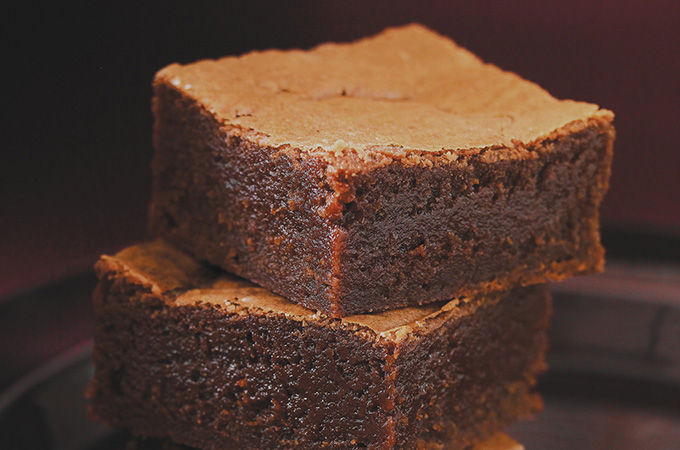 Brownies choco-noisettes