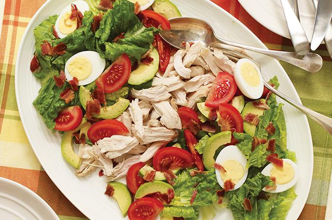 Salade-repas Cobb