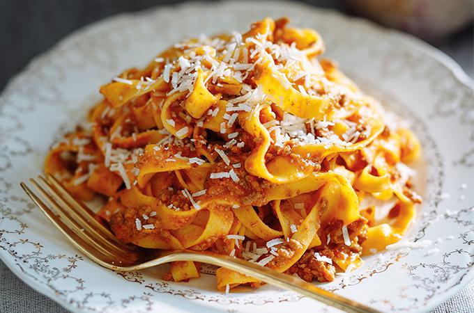 La meilleure sauce bolognaise