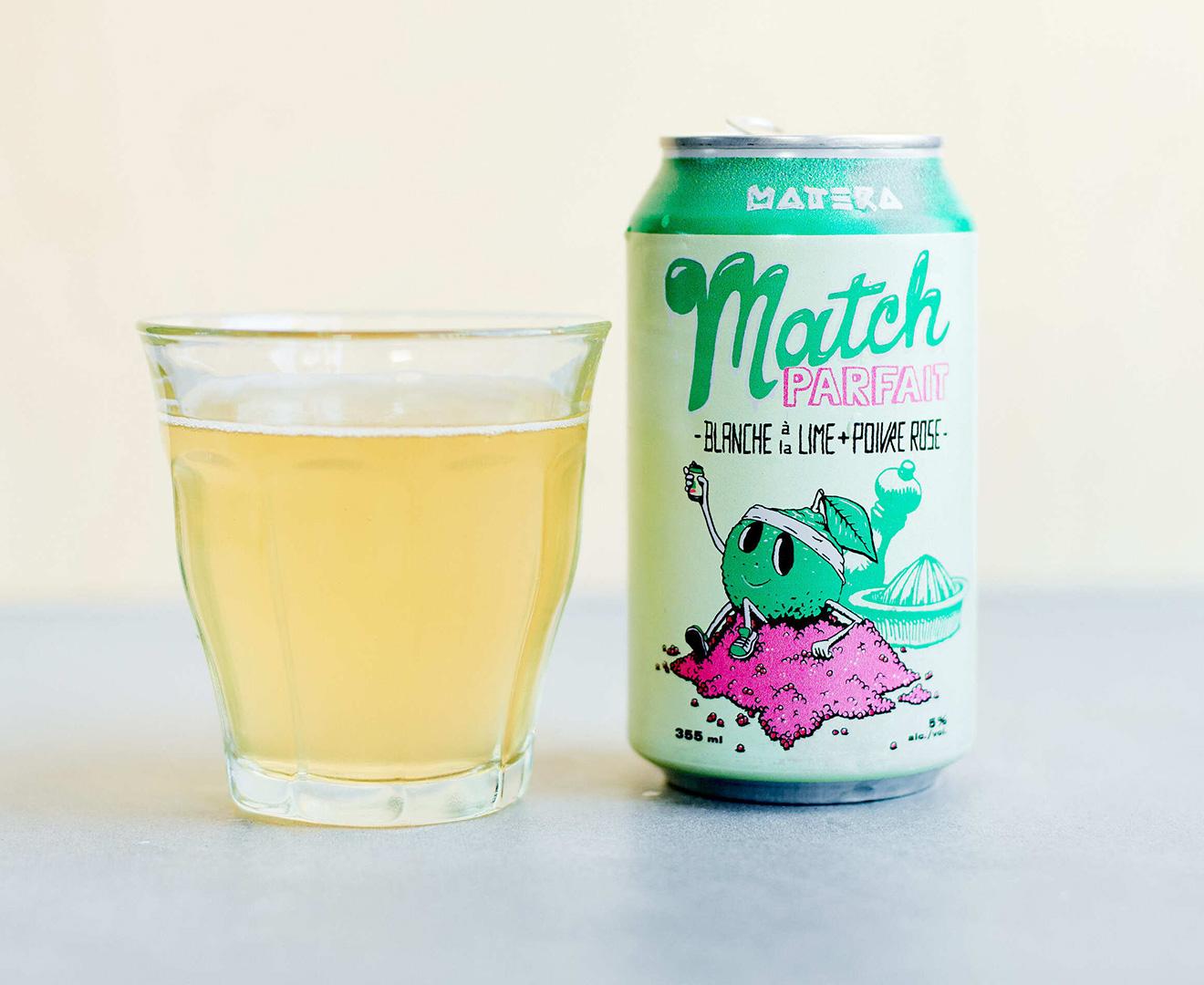 Match parfait Matera