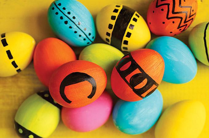 3 activités pour célébrer Pâques à la maison avec les enfants