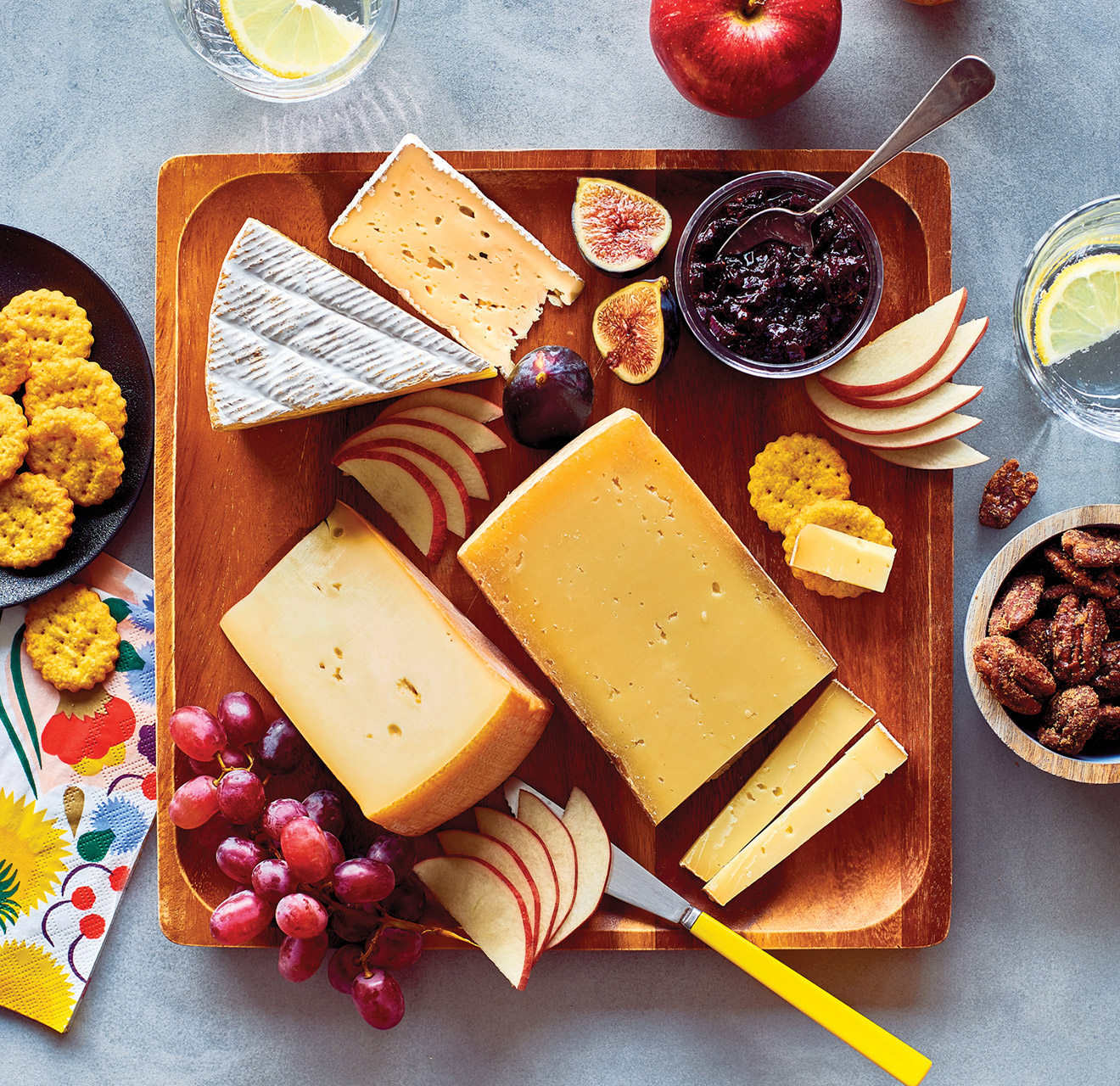 Plateau Fromage d'ici